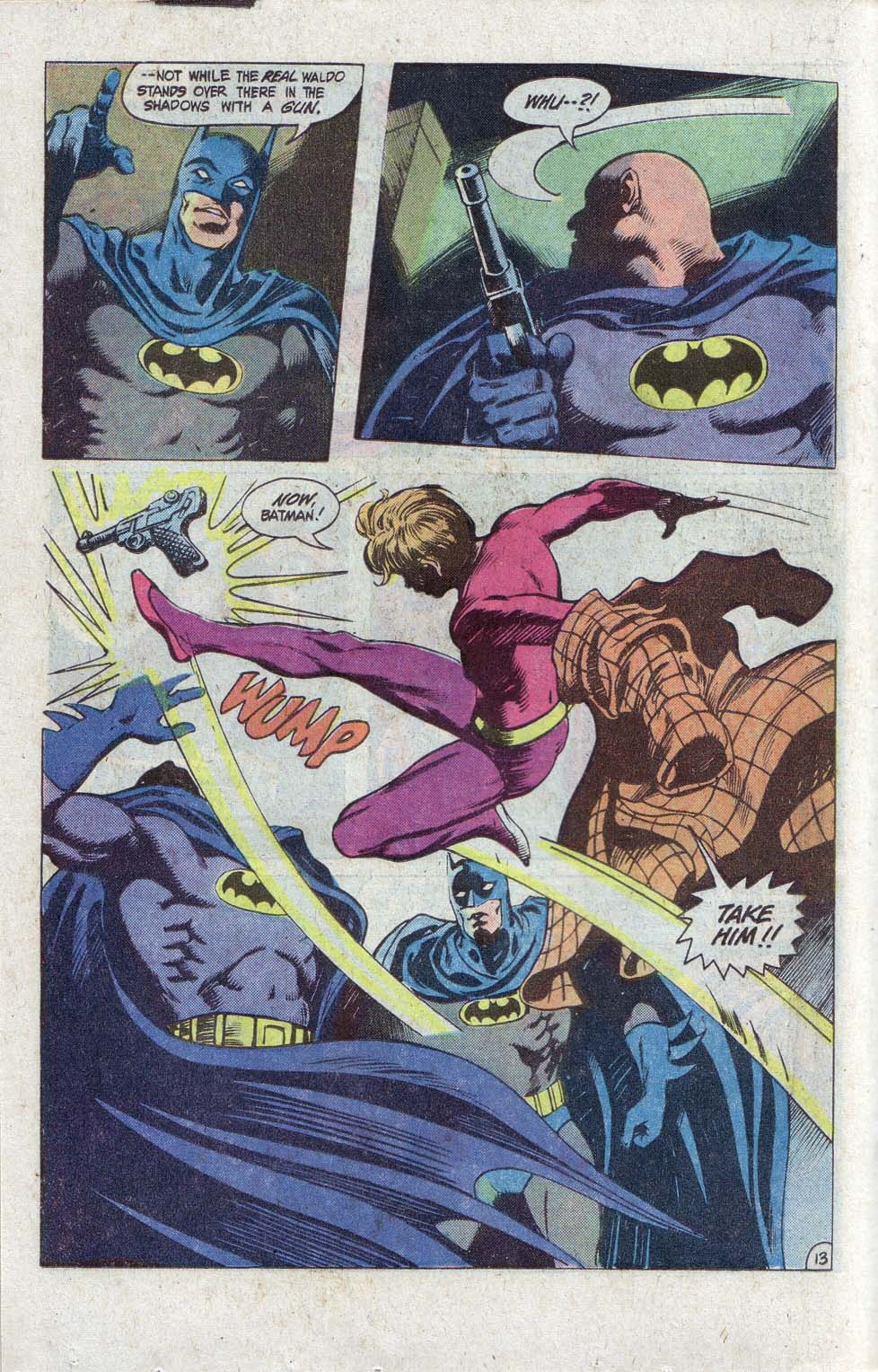 Detective Comics (1937) 531 Page 16