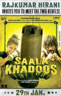 Download Film Saala Khadoos (2016) BluRay 1080p Subtitle Indonesia
