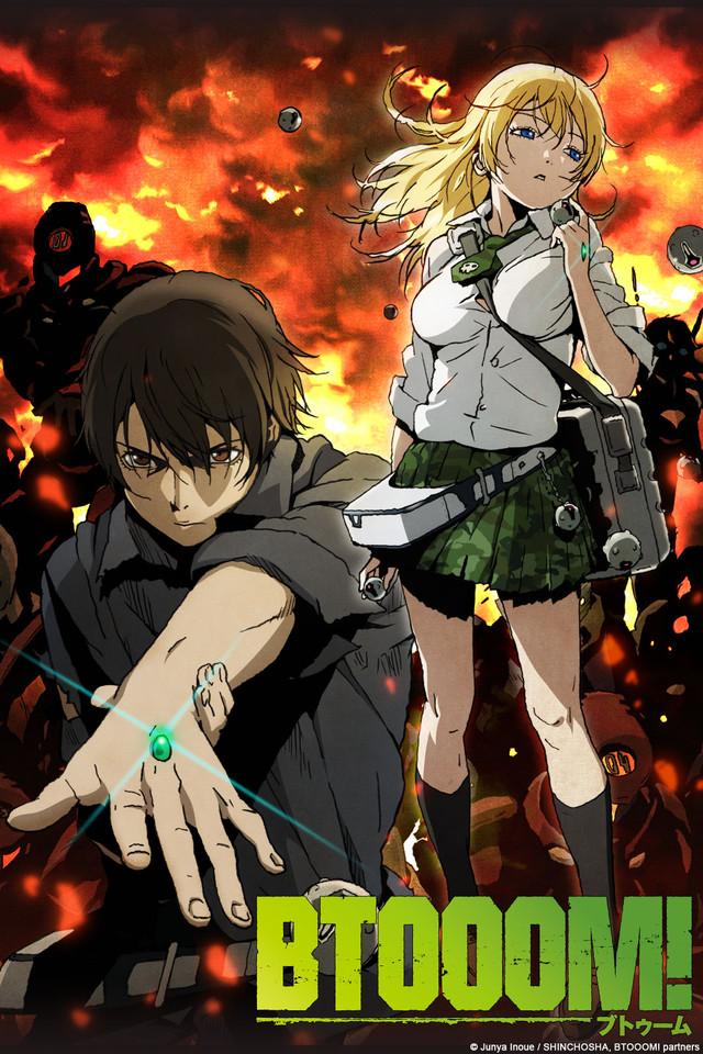 Btooom Manga Pdf