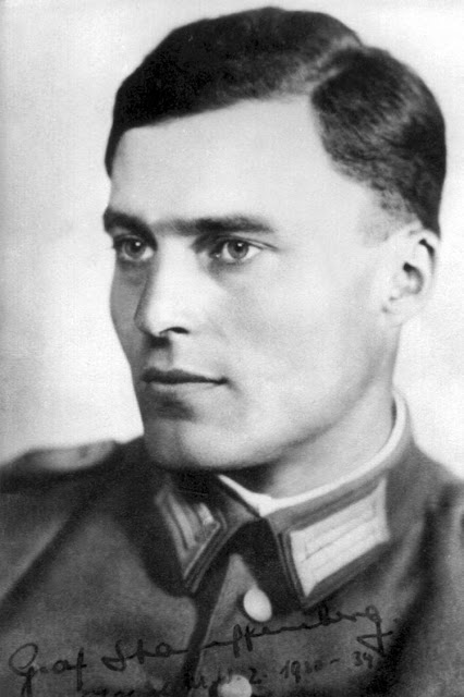 20 July 1944 Bomb plot worldwartwo.filminspector.com Claus von Stauffenberg