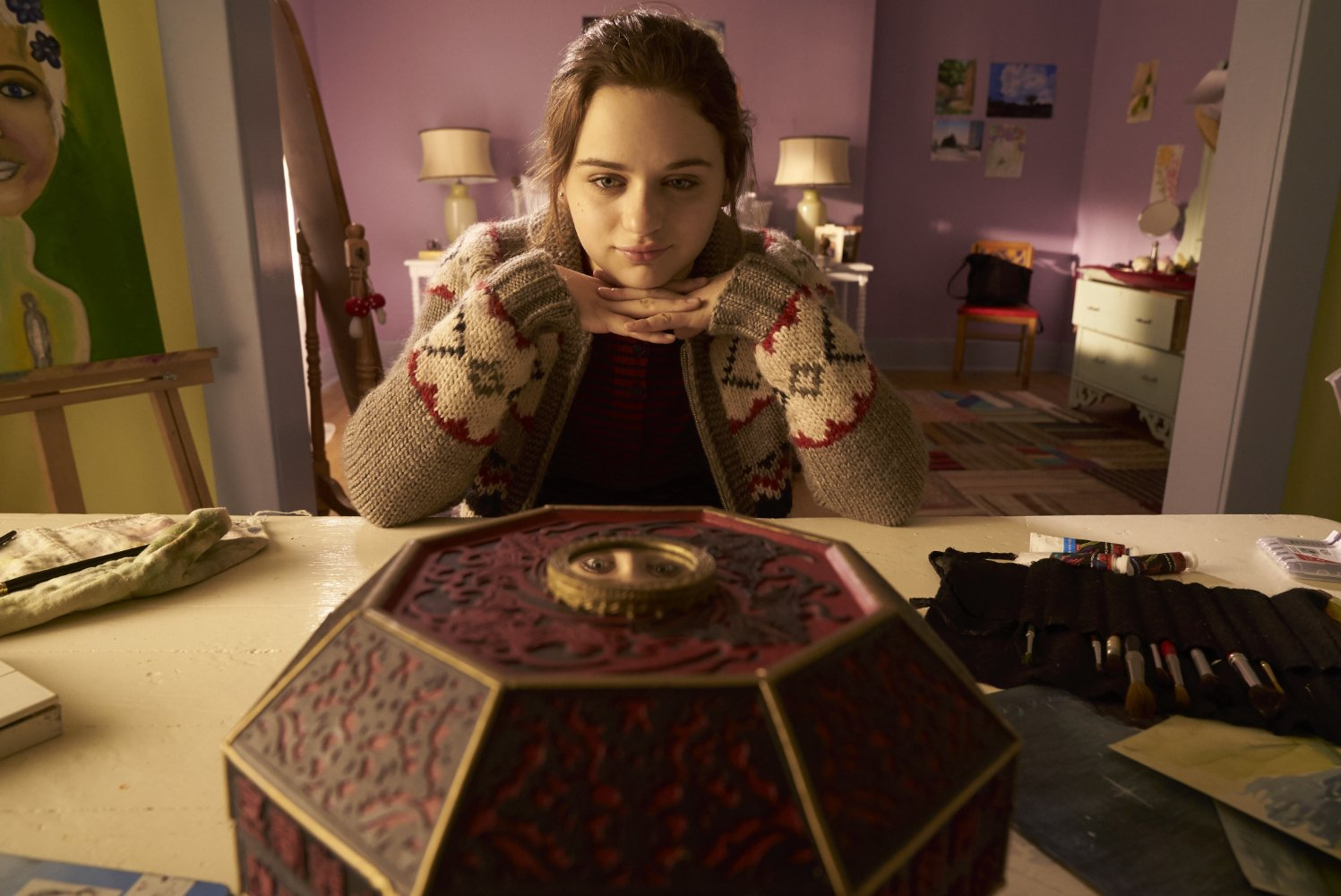 Wish Upon, Horror Movie, Ryan Phillippe, Joey King, Movie Review, Rawlins GLAM, byrawlins