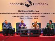 Indonesia Eximbank - Recruitment For Assistant RM, Internship for Executive Office (S1,S2) March - April 2014