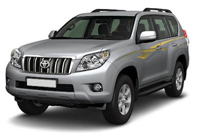 Prices of Toyota Car Models in Nigeria