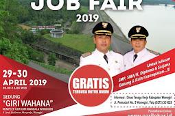 Event Wonogiri Job Fair April 2019