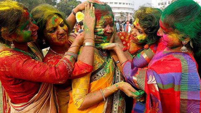 Holi 2019 - Holi Essay, When is Holi, Holi History, How To Celebrated Holi, Holi Video, Dj Song