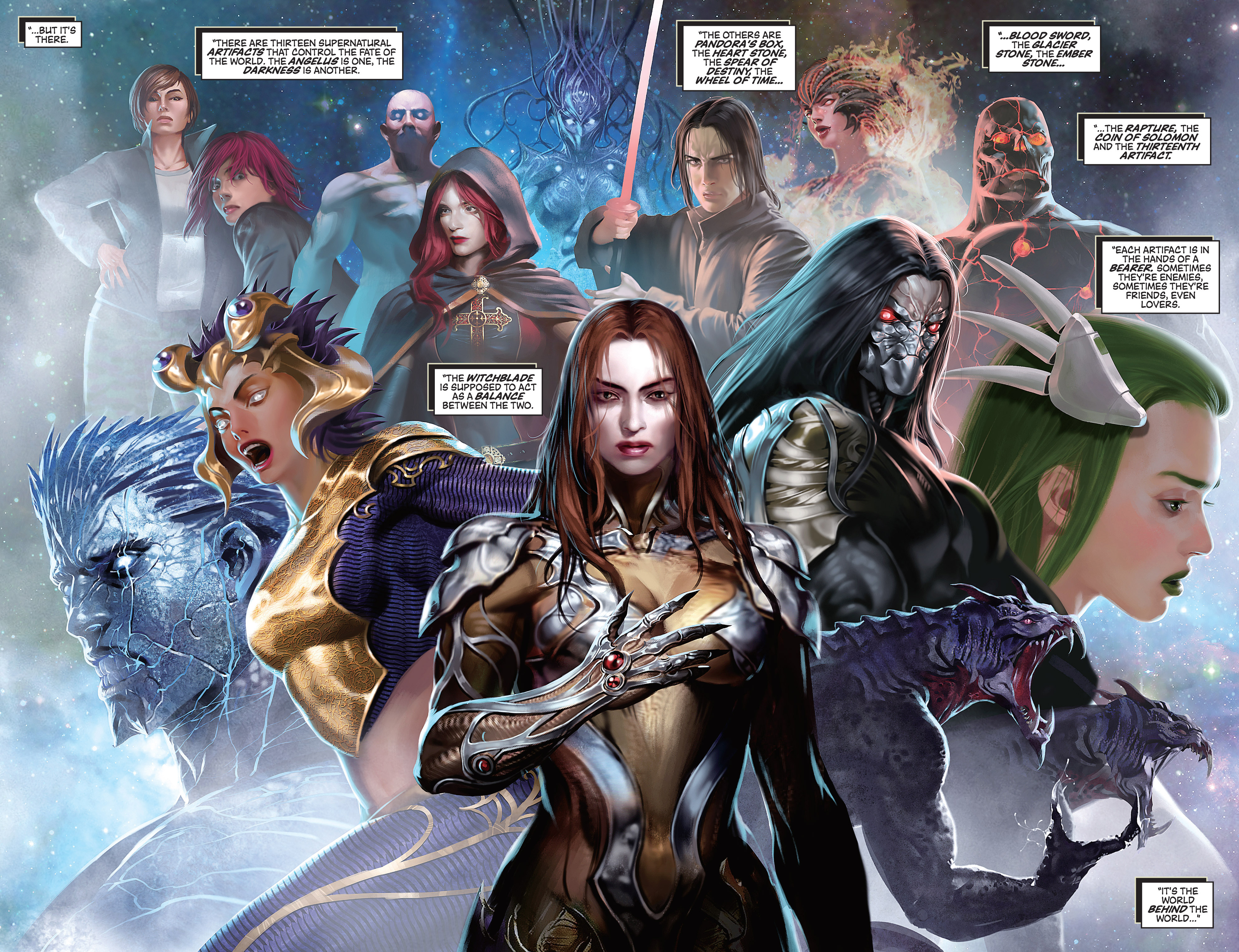 Read online Artifacts comic -  Issue #30 - 16