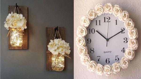 15 φανταστικές DIY ιδέες διακόσμησης (video)