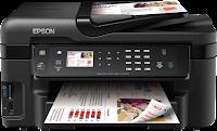 Epson WF-3520DWF Driver Télécharger Pilote Pour Windows et Mac