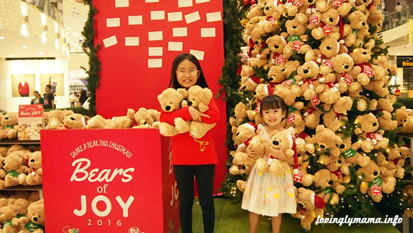 SM Bears of Joy 2016