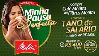 """Promoção Melitta: """"Minha Pausa Perfeita"""" Blog topdapromocao.com.br"""