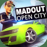 MadOut Open City Unlimited Money MOD APK