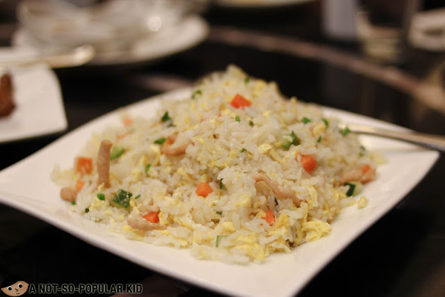 Golden Fried Rice of Lugang Cafe
