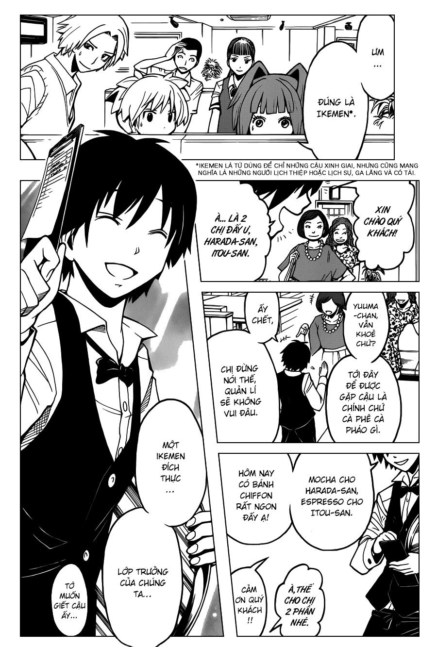 Ansatsu Kyoushitsu chap 90 trang 4