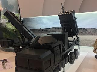 Sistem Pertahanan Udara Mobile I-Dome