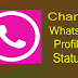 How to Change WhatsApp Profile Status