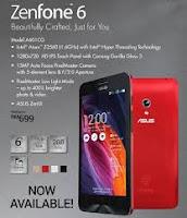 Daftar Harga Asus Zenfone 6 Hp Android Murah