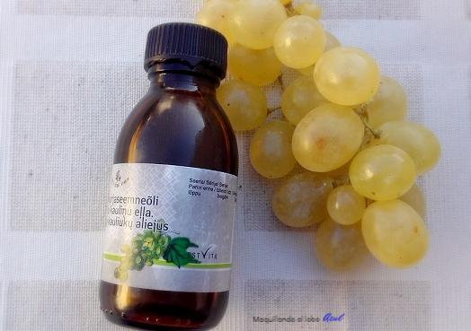 Aceite de semilla de uva de la región de Altai de Estvita