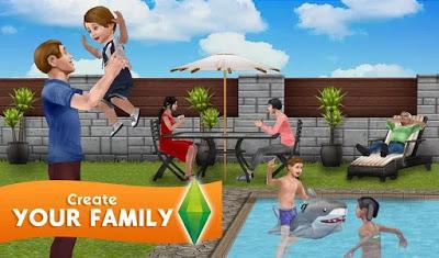 تحميل لعبة المغامرات الرائعة The Sims FreePlay معدلة نقود غير محدودة باخر تحديث للاجهزة الاندرويد !