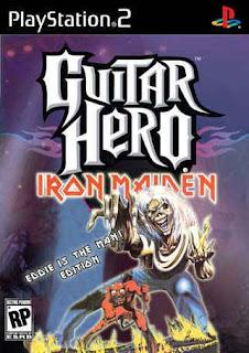 Guitar Hero Iron Maiden (PS2)