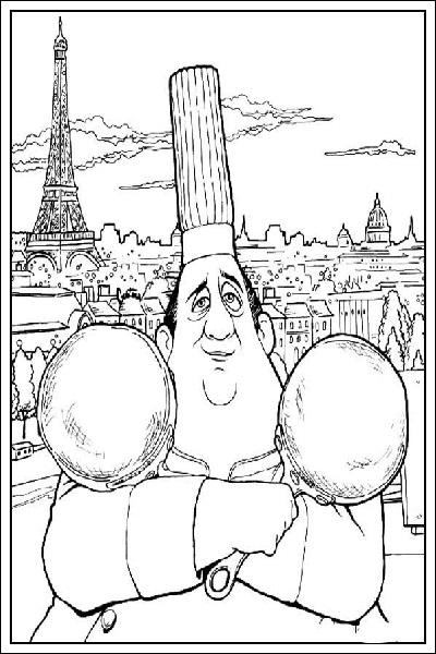 Atemberaubend Französisch Bilder Zum Ausmalen Zeitgenössisch - Ideen ...