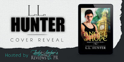 *Cover Reveal* Angel of Hope by L.L. Hunter