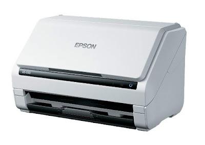エプソンDS-530ドライバー