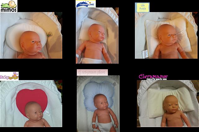 baby flat head pillows review 3 keys