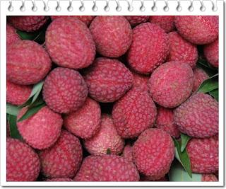 Manfaat buah leci untuk kesehatan ibu hamil