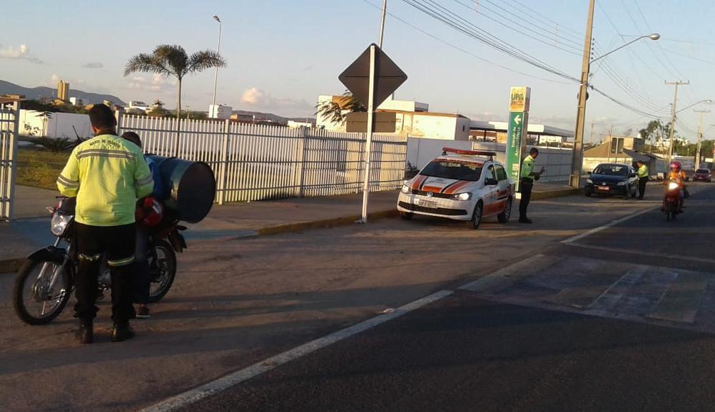A STTRANS intensifica as fiscalizações para coibir a circulação de  transportes clandestinos em Patos 5929f8dfd422c