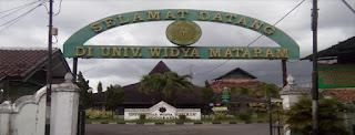 Universitas Widya Mataram Yogyakarta UWMY