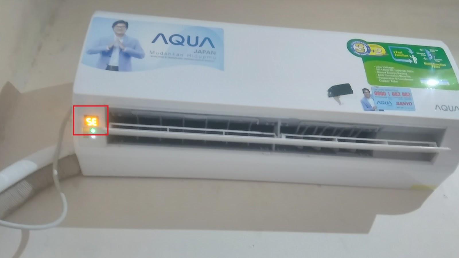 Cara Agar Ac Aqua Japan Hemat Listrik - Dibacaonline