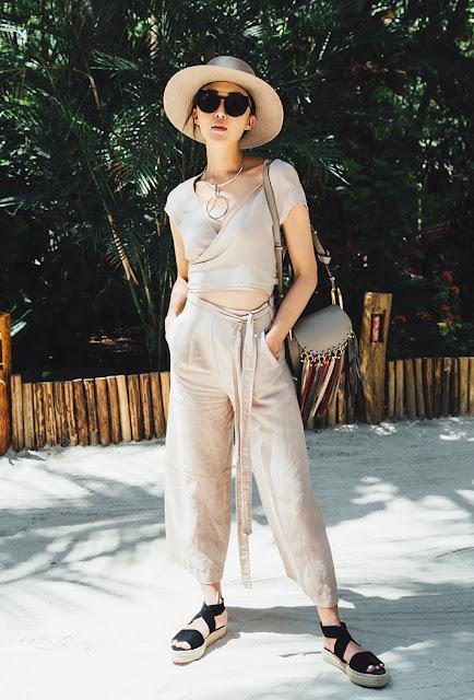 outfit para concierto al aire libre