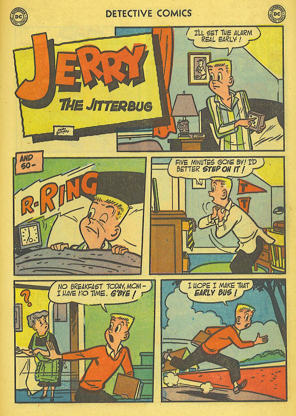 Read online Detective Comics (1937) comic -  Issue #173 - 36