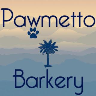 Pawmetto Barkery logo
