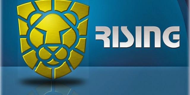 تنزيلبرنامج Rising Antivirus للكمبيوتر 2018 برابط مباشر