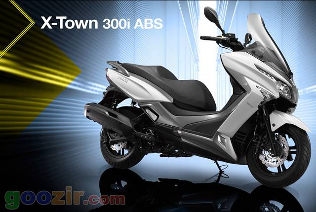 Fitur Scooter Sport Touring Kymco X-Town