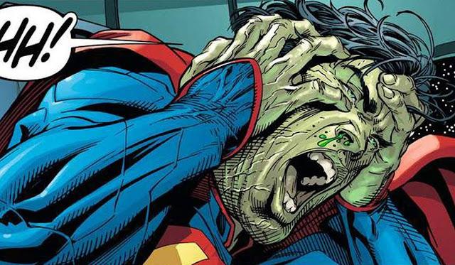 Apa itu Kryptonite adalah kekuatan macam jenis