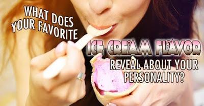 आपकी पसंदीदा आइसक्रीम फ्लेवर आपका भी व्यक्तित्व दर्शाती है