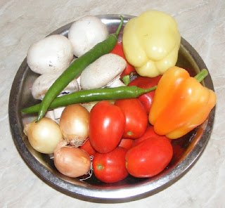 legume romanesti proaspete, retete cu legume, preparate din legume, ardei, ciuperci, ceapa, rosii, usturoi, retete culinare,