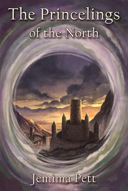 The Princelings of the North (The Princelings of the East Book 8) by Jemima Pett