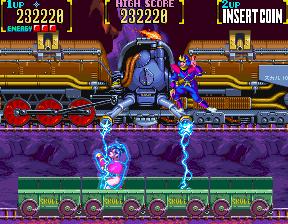 Mystic Warriors: Wrath of the Ninjas+arcade+game+portable+videojuego+descargar gratis