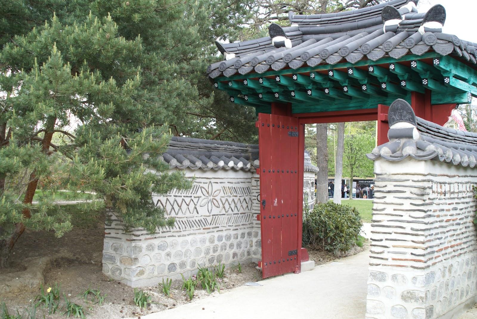 Un petit tour en cor e au jardin d 39 acclimatation - Musee en herbe jardin d acclimatation ...
