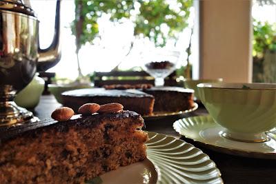 Cake, Choclatecake, Rumcake, Amuura
