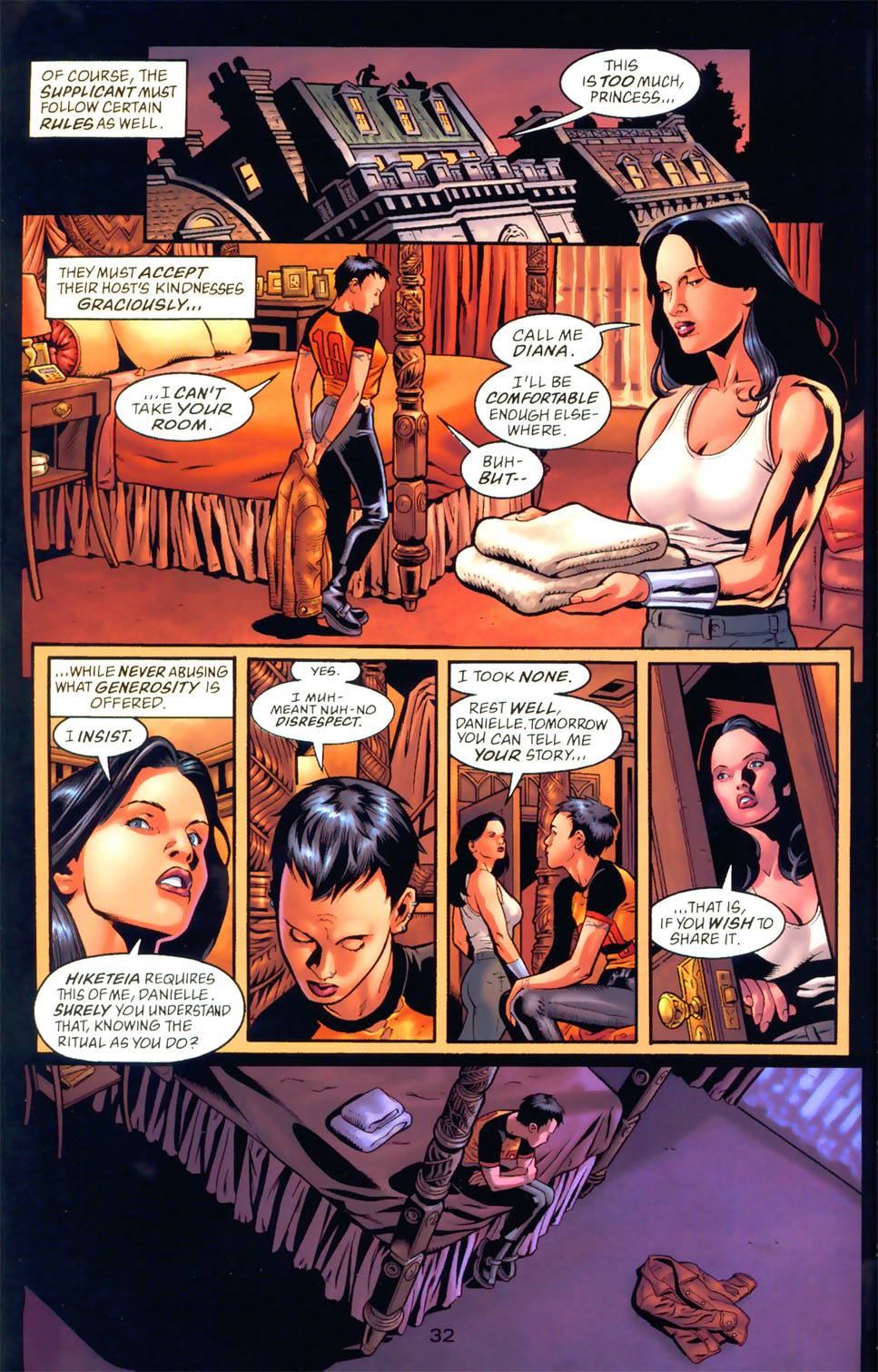 Read online Wonder Woman: The Hiketeia comic -  Issue # Full - 39