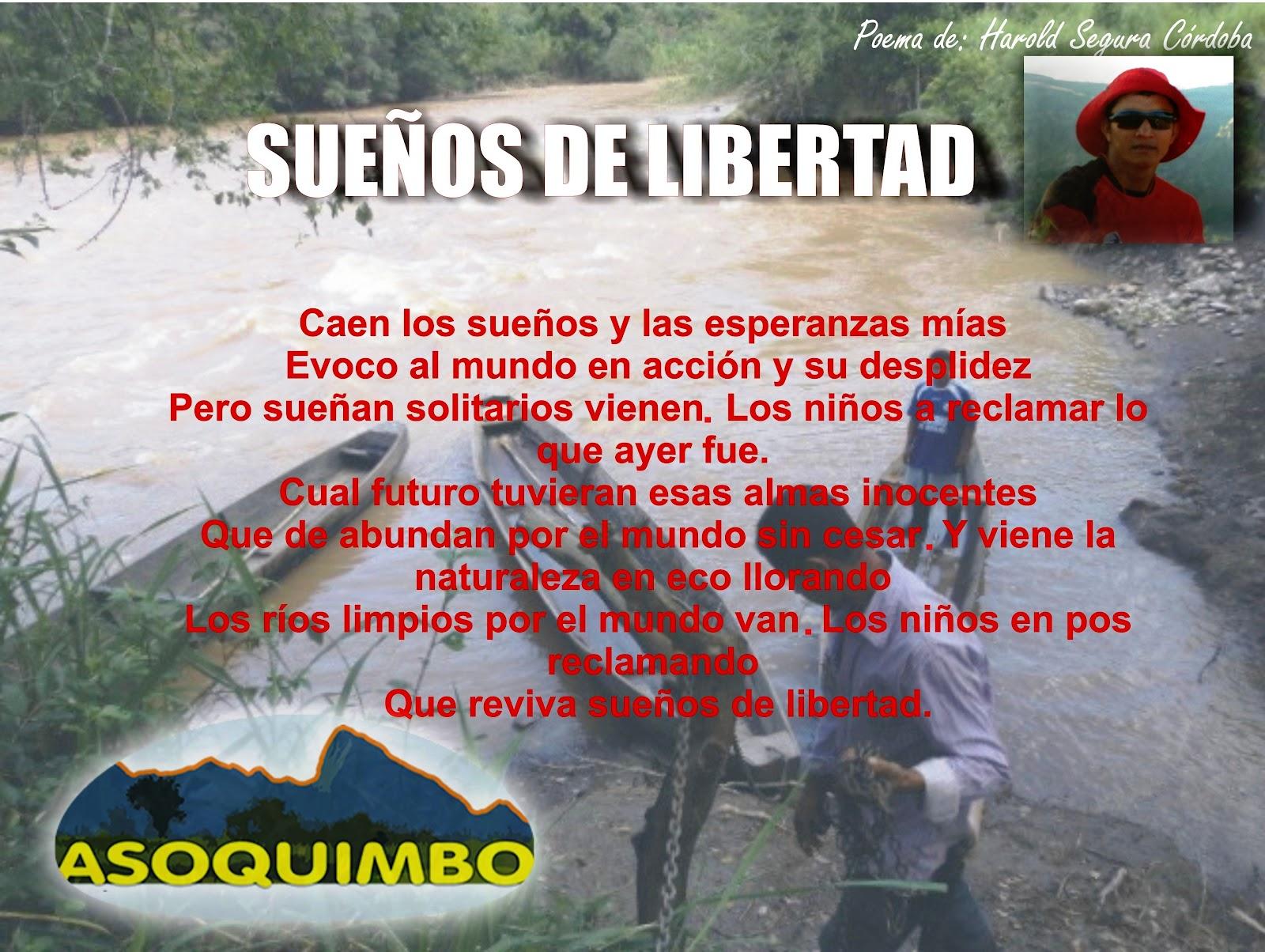 Asoquimbo Poemas Del Territorio Y La Madre Tierra Que Reclama Libertad