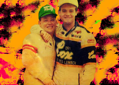 Todd Bodine #34 Quick Stop Beverage Wellco Racing Champions 1/64 NASCAR diecast blog BGN C&W 1991