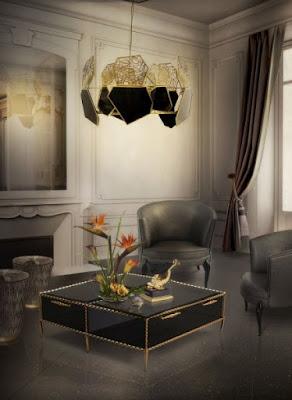 Modern Sitting Room Lighting Designs 7