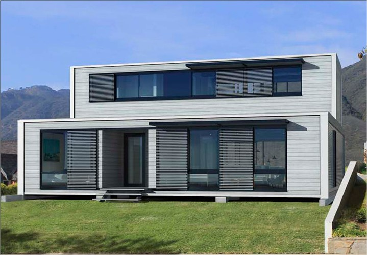 Plans building prefab shipping container home container home - Mobile home container ...