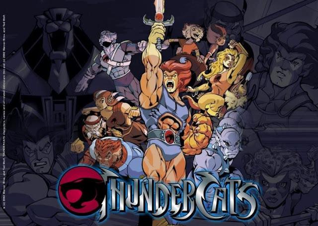 Los Thundercats están de regreso y así se ve la animación