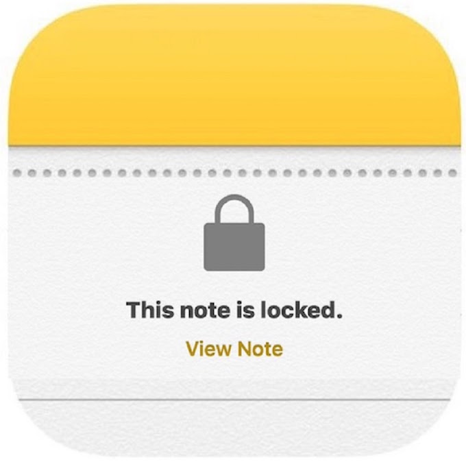 How can I  Lock Notes with a Password Protection on Mac OS X